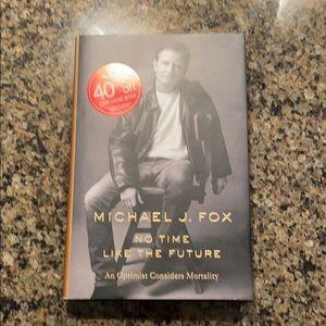 Michael J Fox book
